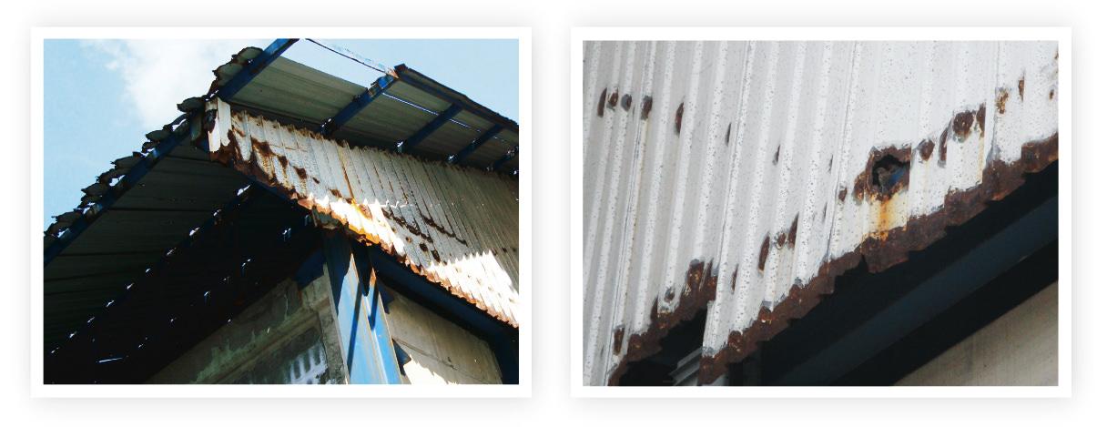 Re Roof หลังคาโรงงานคุ้มค่ากับการลงทุน