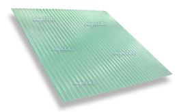 สีมาตรฐานกันสาดดีไลท์สีเขียวหยก<br>(Pearl Green)